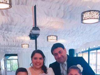 El matrimonio de Carlos Taucano y Andrea Flores 1