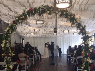 El matrimonio de Carlos Taucano y Andrea Flores 3