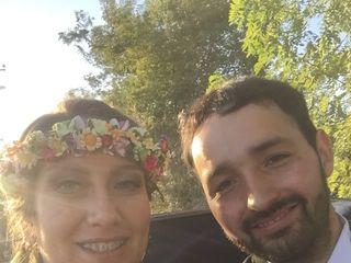 El matrimonio de Paulette y Jhonatan 1