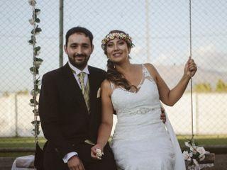 El matrimonio de Paulette y Jhonatan