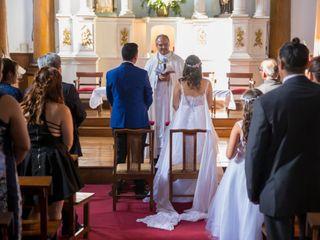 El matrimonio de Karina y David  1