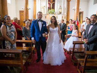 El matrimonio de Karina y David  2
