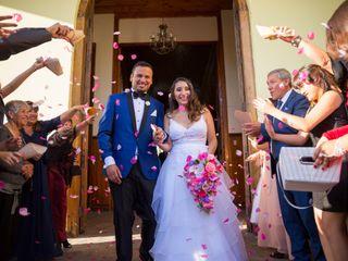 El matrimonio de Karina y David  3