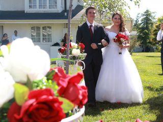 El matrimonio de Camila y Robert 3