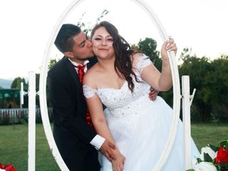 El matrimonio de Camila y Robert