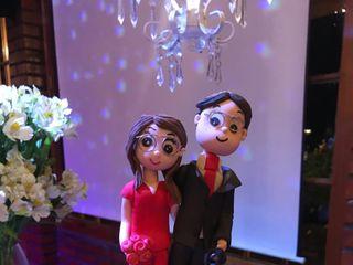 El matrimonio de Macarena  y Andrés  3