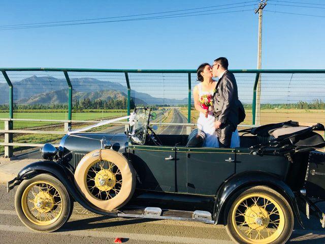 El matrimonio de Ricardo y Valentina en Rancagua, Cachapoal 7