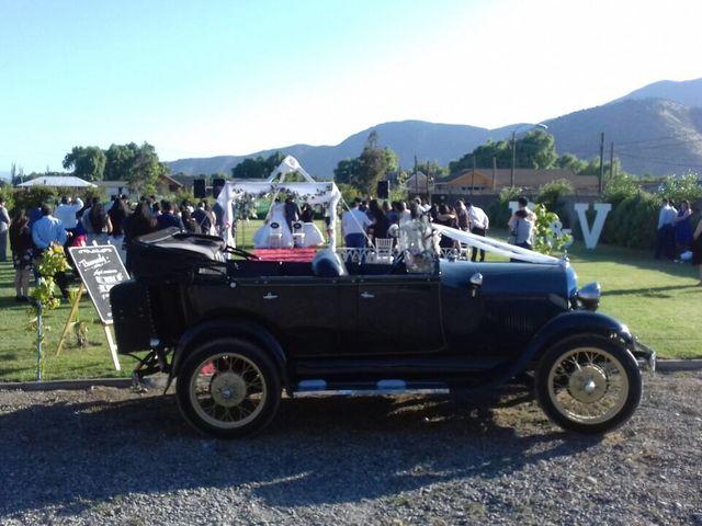 El matrimonio de Ricardo y Valentina en Rancagua, Cachapoal 1