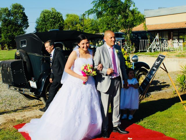 El matrimonio de Ricardo y Valentina en Rancagua, Cachapoal 2