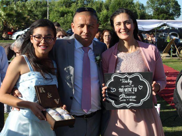El matrimonio de Ricardo y Valentina en Rancagua, Cachapoal 13