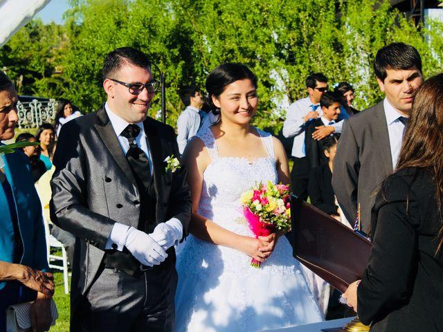El matrimonio de Ricardo y Valentina en Rancagua, Cachapoal 14