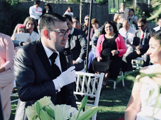 El matrimonio de Ricardo y Valentina en Rancagua, Cachapoal 16