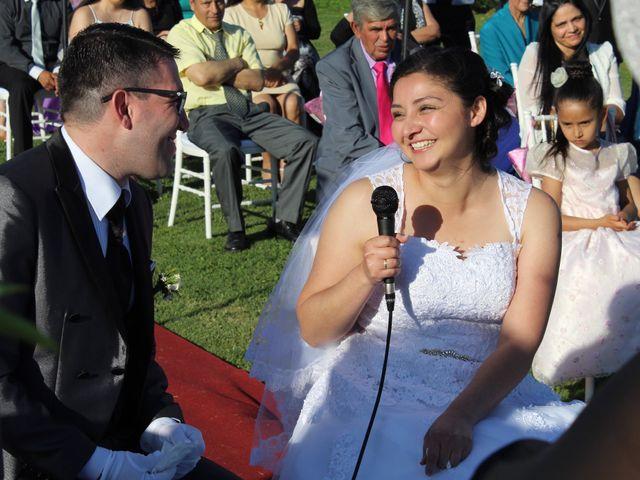 El matrimonio de Ricardo y Valentina en Rancagua, Cachapoal 17