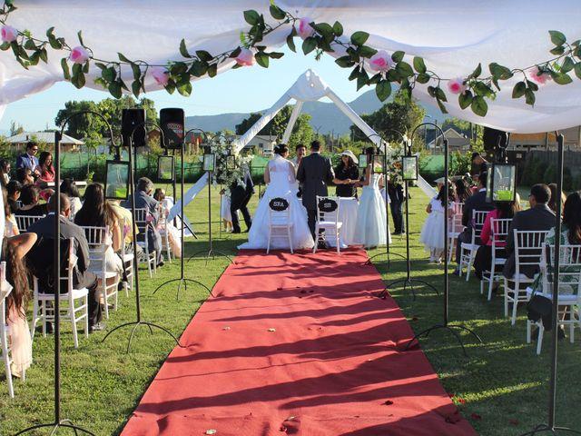 El matrimonio de Ricardo y Valentina en Rancagua, Cachapoal 18