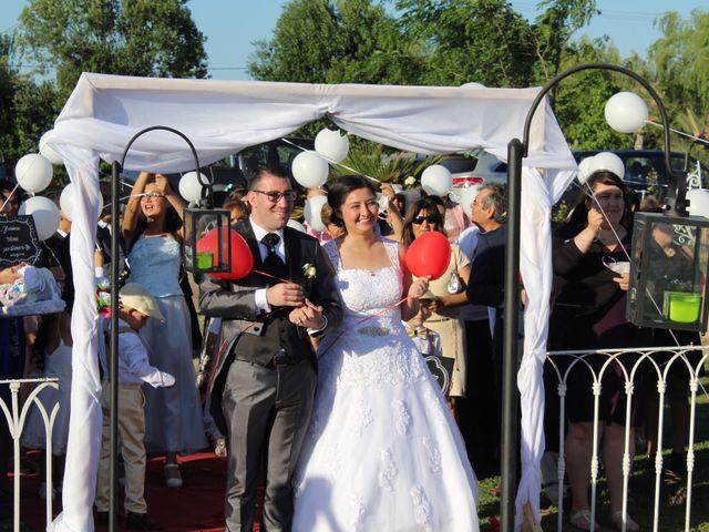 El matrimonio de Ricardo y Valentina en Rancagua, Cachapoal 20