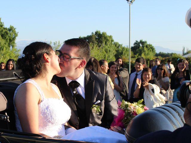 El matrimonio de Ricardo y Valentina en Rancagua, Cachapoal 21