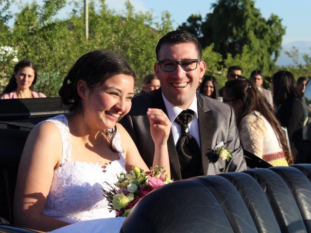 El matrimonio de Ricardo y Valentina en Rancagua, Cachapoal 22