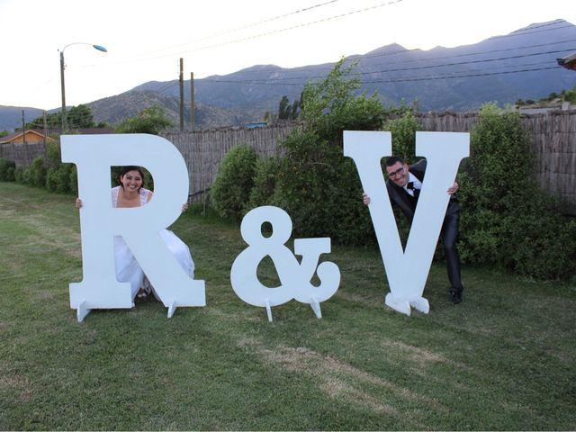 El matrimonio de Ricardo y Valentina en Rancagua, Cachapoal 29