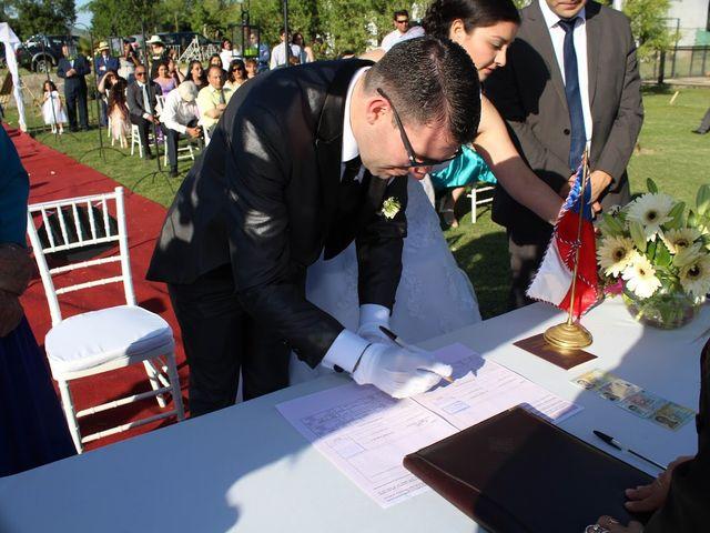 El matrimonio de Ricardo y Valentina en Rancagua, Cachapoal 37