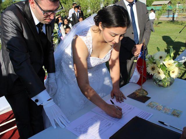 El matrimonio de Ricardo y Valentina en Rancagua, Cachapoal 38
