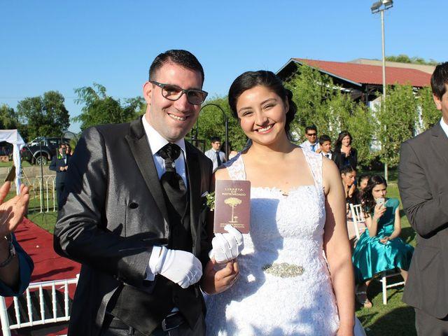 El matrimonio de Ricardo y Valentina en Rancagua, Cachapoal 39