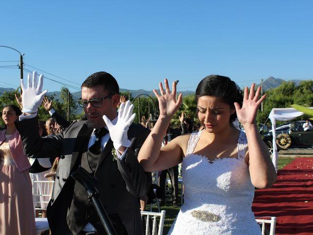 El matrimonio de Ricardo y Valentina en Rancagua, Cachapoal 40