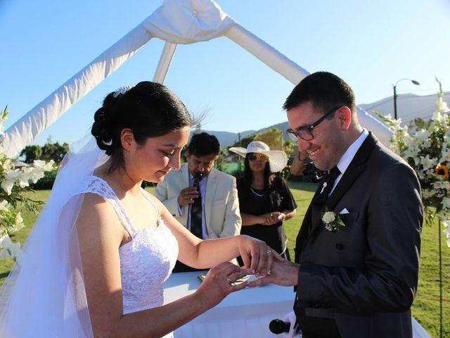 El matrimonio de Ricardo y Valentina en Rancagua, Cachapoal 42