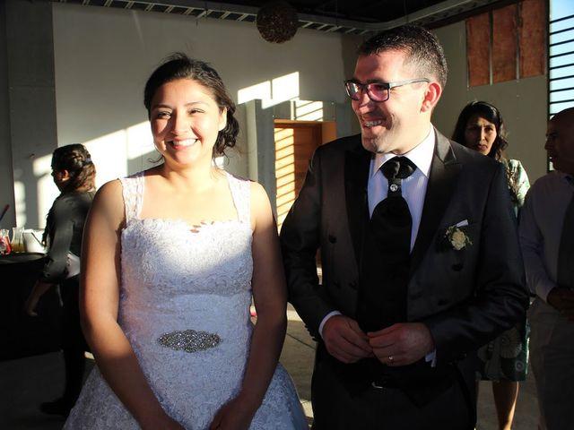 El matrimonio de Ricardo y Valentina en Rancagua, Cachapoal 43