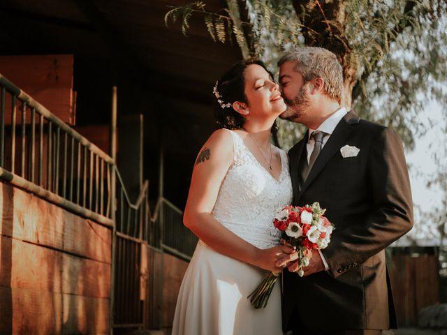 El matrimonio de Katty y Steven