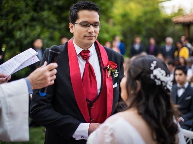 El matrimonio de Andrés  y Macarena  en Graneros, Cachapoal 3