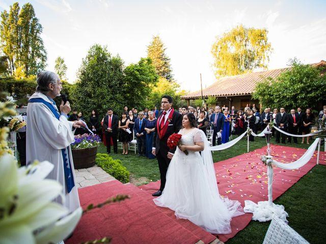 El matrimonio de Andrés  y Macarena  en Graneros, Cachapoal 6