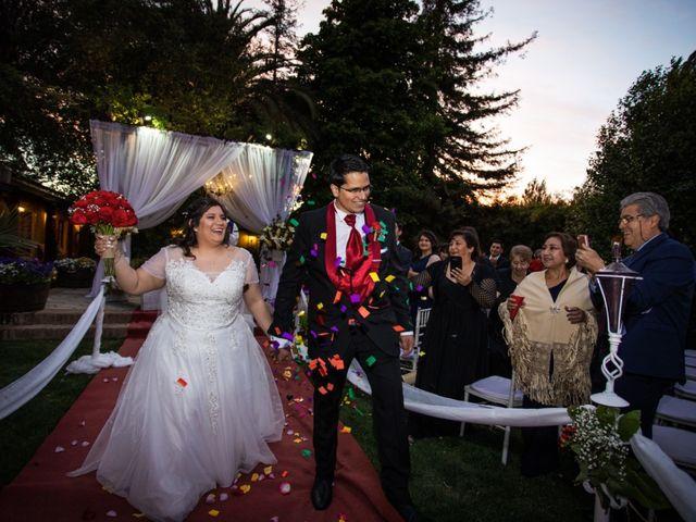 El matrimonio de Andrés  y Macarena  en Graneros, Cachapoal 2