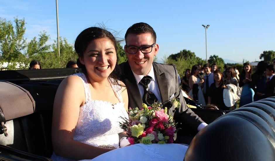 El matrimonio de Ricardo y Valentina en Rancagua, Cachapoal