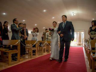 El matrimonio de Soledad y Cesar 1