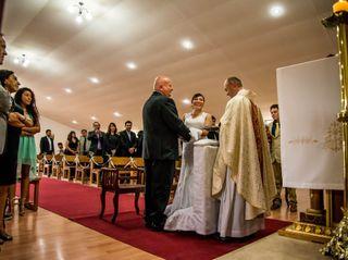 El matrimonio de Soledad y Cesar 3