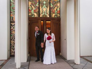 El matrimonio de Claudia y Renzo 2