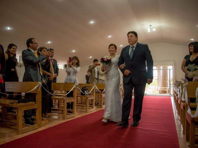 El matrimonio de Cesar y Soledad en Chimbarongo, Colchagua 3