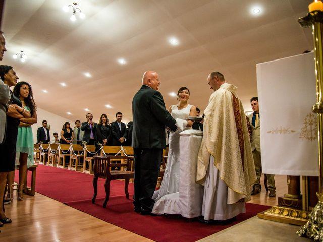 El matrimonio de Cesar y Soledad en Chimbarongo, Colchagua 5