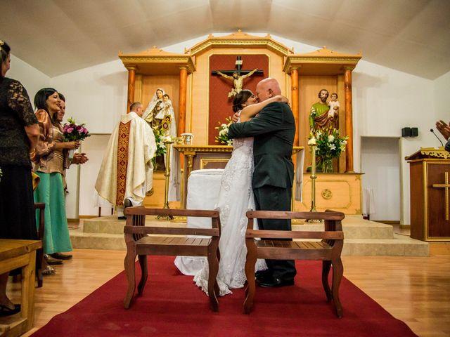 El matrimonio de Cesar y Soledad en Chimbarongo, Colchagua 7