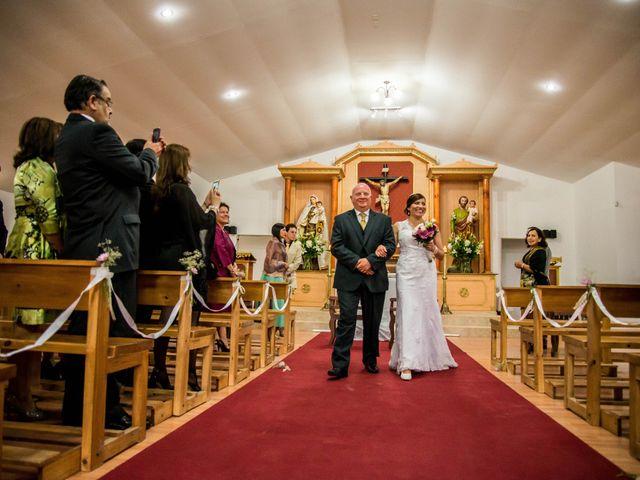 El matrimonio de Cesar y Soledad en Chimbarongo, Colchagua 9