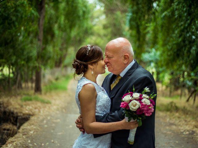 El matrimonio de Cesar y Soledad en Chimbarongo, Colchagua 11