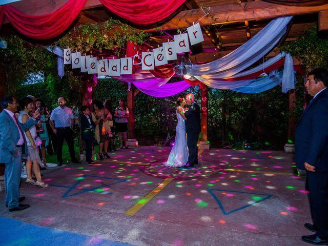 El matrimonio de Cesar y Soledad en Chimbarongo, Colchagua 12