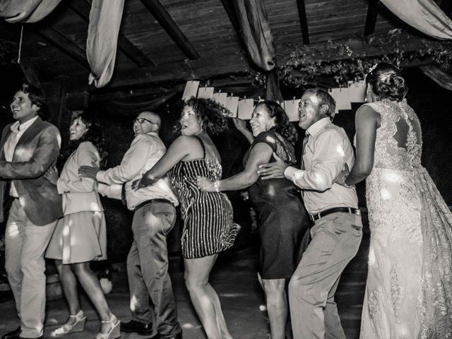 El matrimonio de Cesar y Soledad en Chimbarongo, Colchagua 28