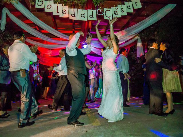 El matrimonio de Cesar y Soledad en Chimbarongo, Colchagua 34