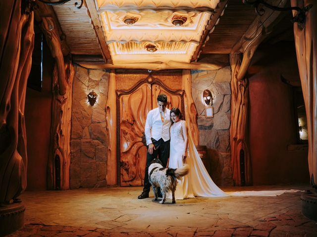 El matrimonio de Pablo y Daniela en San José de Maipo, Cordillera 5