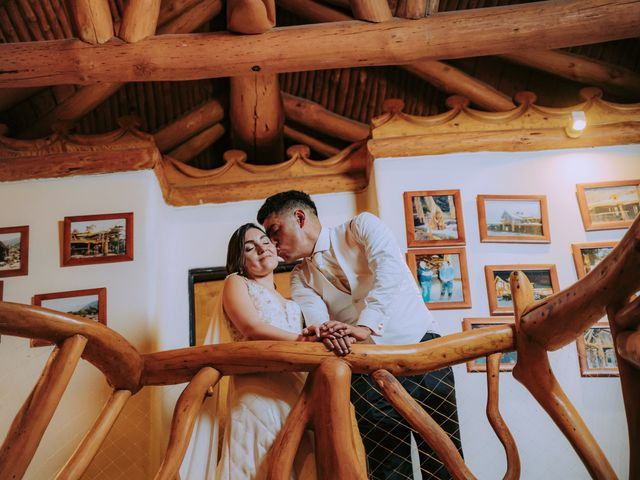 El matrimonio de Pablo y Daniela en San José de Maipo, Cordillera 6