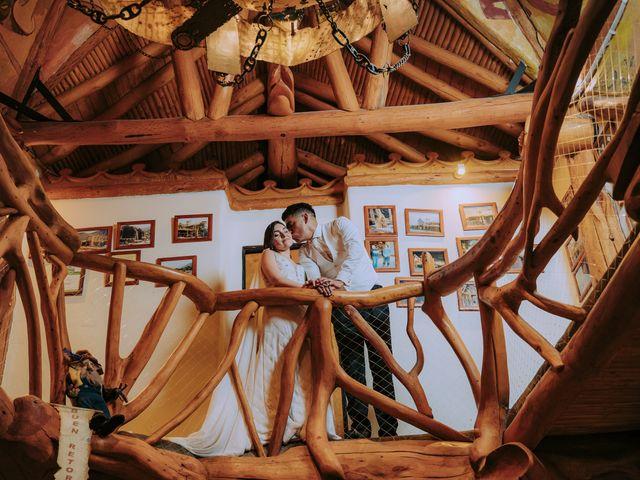 El matrimonio de Pablo y Daniela en San José de Maipo, Cordillera 7