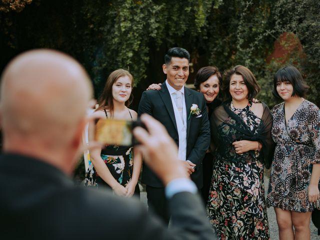 El matrimonio de Pablo y Daniela en San José de Maipo, Cordillera 28