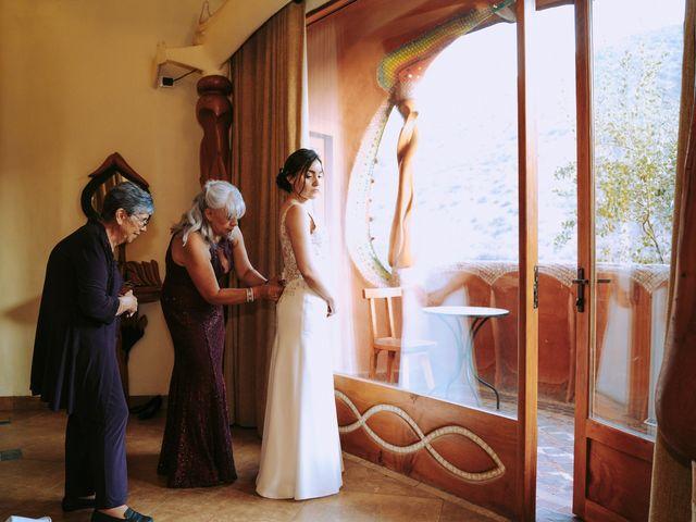 El matrimonio de Pablo y Daniela en San José de Maipo, Cordillera 30