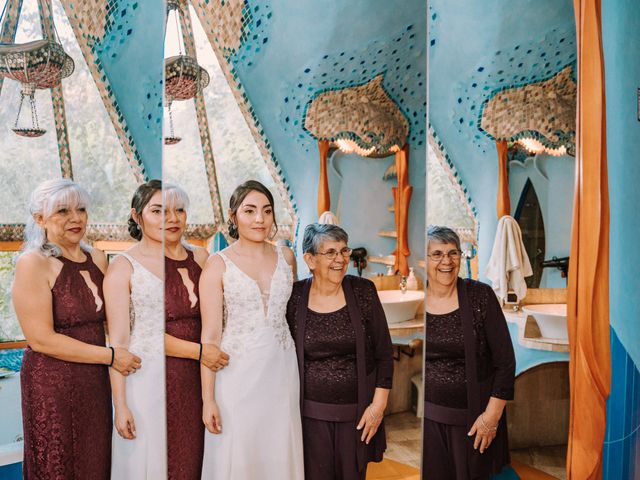 El matrimonio de Pablo y Daniela en San José de Maipo, Cordillera 33